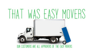 London and Surrounding Area Movers