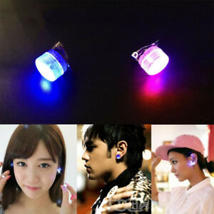LED Flashing Earrings