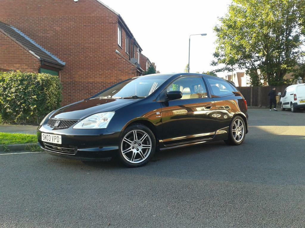 Honda Civic Sport Se 16 Vtec Ep2 In Chaddesden Derbyshire Gumtree Ebay Ford Tractor 3600 Wiring Harness
