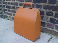 Retro Typewriter Carry Case Vintage Old Bag R
