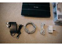 TP-Link AC1200 Wireless VDSL/ADSL Modem Router (Archer VR400) - As New!