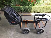 Frenzee FXT HGV Fishing Trolley