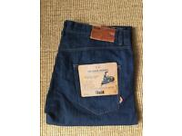 Brand New With Tags Solid Jeans Regular Fit 34w 34l