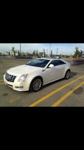2013 Cadillac CTS4 Coupe (2 door)