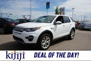 2016 Land Rover Discovery Sport AWD Navigation (GPS),  Backup Ca