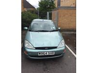 Ford focus 1.8 petrol| cheap runner ideal first car| Full M.O.T provided