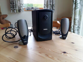 DELL A425 speaker system