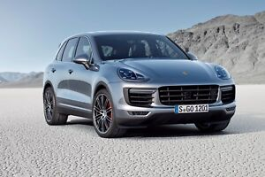 Wanted: 2011 or New Porsche Cayenne Turbo