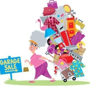 GARAGE SALE in Beaconsfield Sunday August 13