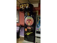 BOXING MACHINE FOR SALE