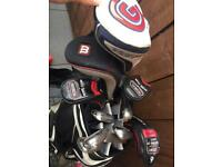 Adams left handed golf set