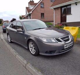 Saab 9-3 1.9 TiD Vector Sport 4dr 2008 Diesel MANUAL *Full Service History*