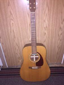 Simon & Patrick Pro Magogany Guitar