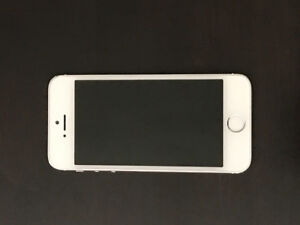 iPhone 5s 16 GB silver/argent