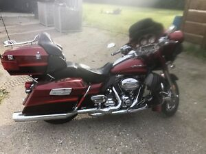 CVO Ultra Classic for sale