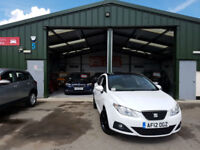 2012 Seat Ibiza 1.4 16v PETROL Sport Coupe SE Copa PX WELCOME