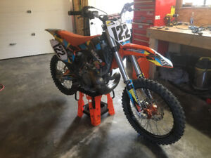 2014 ktm 250 sx two stroke