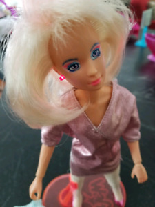 1986 Jem and the Holligrams doll