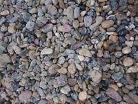 1 ton of decorative stones