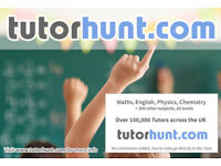Tutor Hunt Leicester - UK's Largest Tuition Site- Maths,English,Science,Physics,Chemistry,Biology