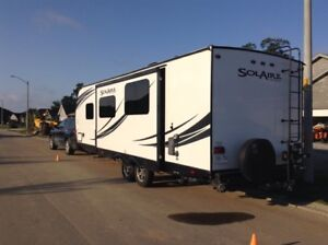 26' Travel Trailer Solaire EP