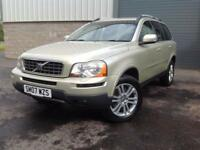 Volvo XC90 3.2 AWD Geartronic SE Lux 7 SEATER, MEGA HISTORY 11 STAMPS 2007 CAR
