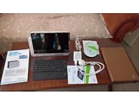 iconia w700 with bundle accesories