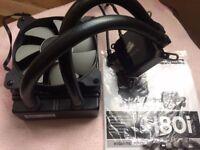 Corsair Hydro Series H80i Extreme Performance Liquid AIO Watercooled CPU Cooler PC Gaming