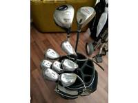 Reduced reduced!!!!Slazenger iron woods rare