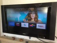 "Phillips 42"" LCD Smart TV 1080p HD HDMI"
