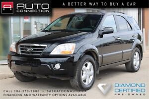 2008 Kia Sorento LX Luxury AWD ** LEATHER ** MOONROOF ** LOW KM