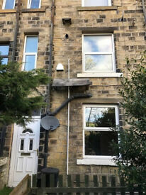 1 bed Terrace House to Rent + Close to Huddersfield + To be Refurbed++++