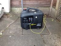 EVOPOWER 2.2kW ELECTRIC/REMOTE START INVERTER GENERATOR EVO2000Ei
