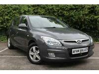 HYUNDAI I30 1.4 Comfort 5dr **2 OWNERS++FINANCE AVALIBLE** (grey) 2009
