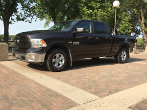 2016 Dodge Power Ram 1500 Outdoorsman Pickup Truck