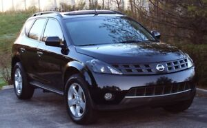 Nissan murano 2007 SE /leather back up camera