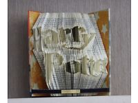 FOLDED BOOK ART - HARRY POTTER