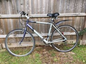 Dawes Discovery 301 Lightweight Hybrid Bike