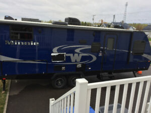 2017 Winnebago Minnie 2455BHS