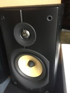 Psb Image B5 Bookshelf speakers new in a box