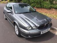 Jaguar X-Type 2.5 V6 Petrol AWD 2003 Long MOT