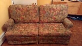Sofa Bed (double) Great condition, Parker Knoll quality. Comfortable bed & sofa