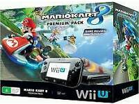Nintendo Wii u console wanted with games cash waiting