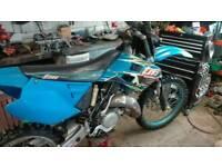 2003 TM 125 race bike