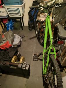 Brodie hellion mountain bike