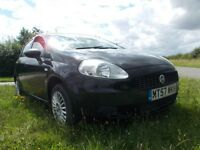 Fiat Grande Punto 57 reg with new MOT
