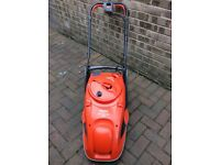 Flymo 380 electric hover mower