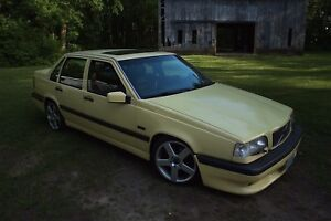 WANTED Volvo parts for t5r (850/s60r/v70)