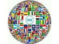 Learn to speak in English (ESOL) for free
