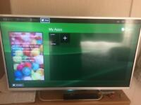 SONY 32-inch Widescreen Full HD 1080p SMART TV with Freeview - Silver